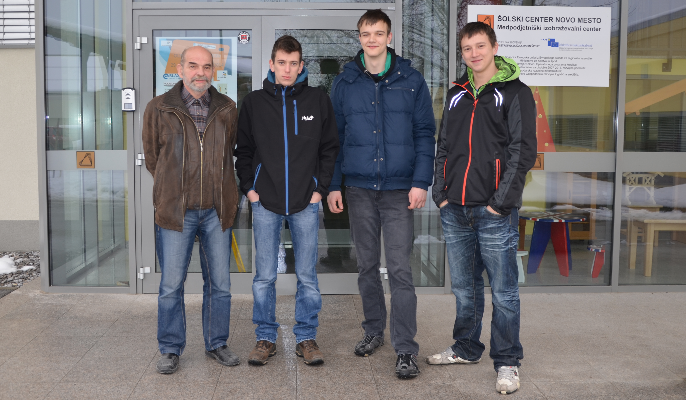 SloveniaSkills 2014