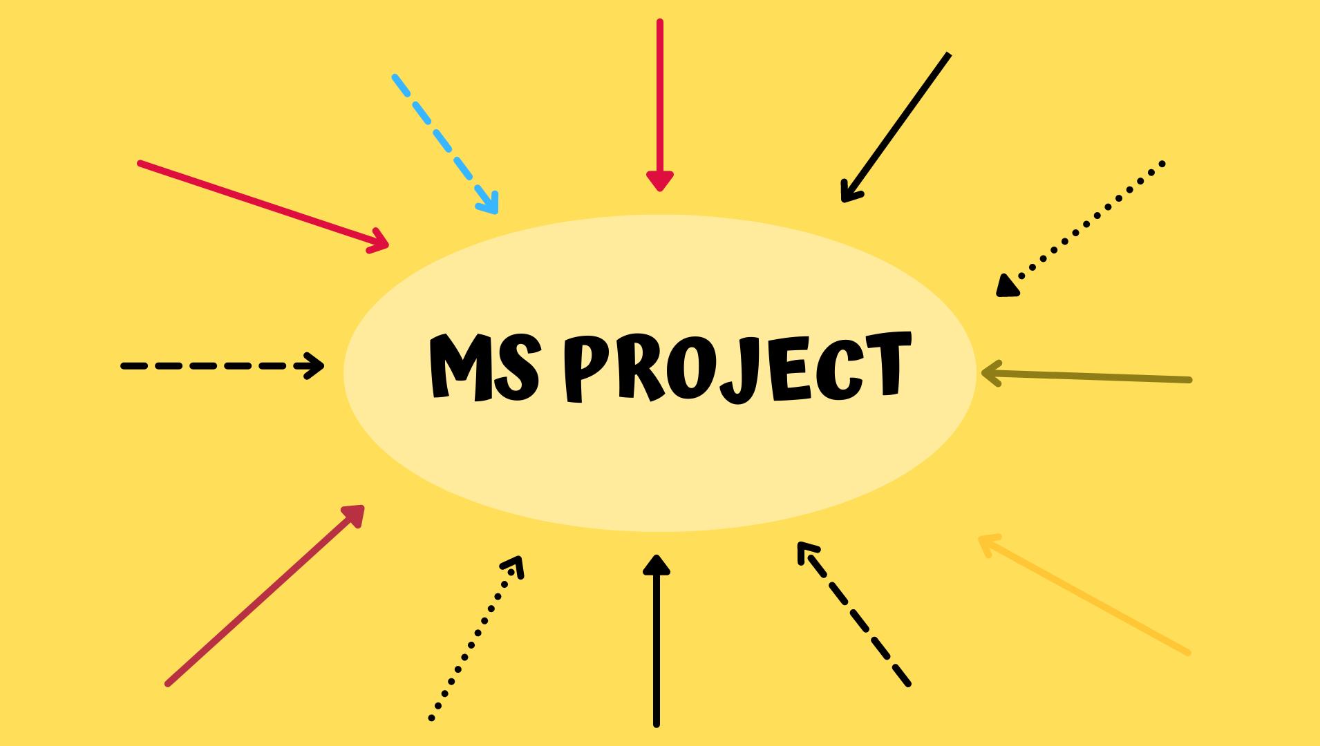 MS Projekt tehnika